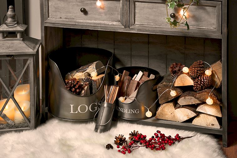 Create a Cosy Fireplace