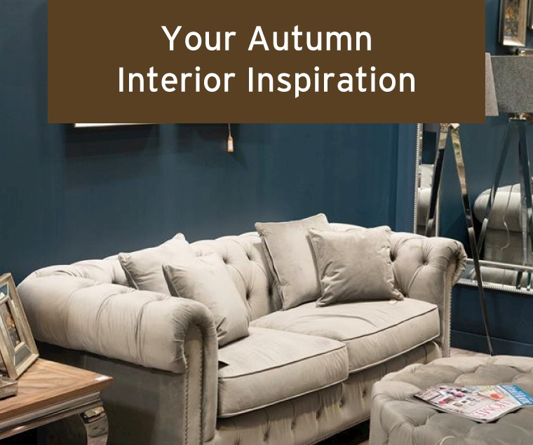Your Autumn Interior Inspiration