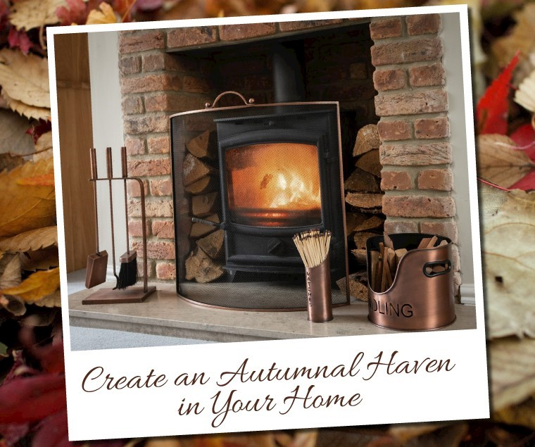 Create an Autumnal Haven in Your Home