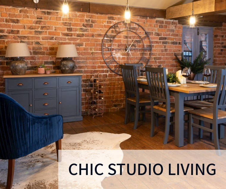 Chic Studio Living