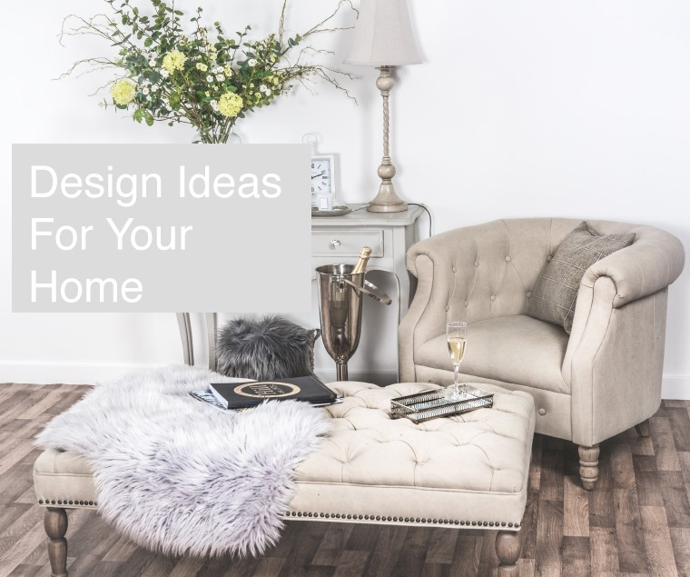 Home Design Ideas to Steal for Your Home