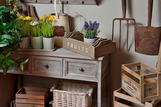 Potting Shed Furniture