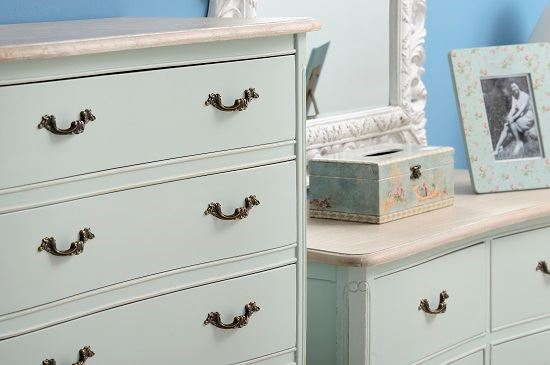 Duck Egg Blue Furniture