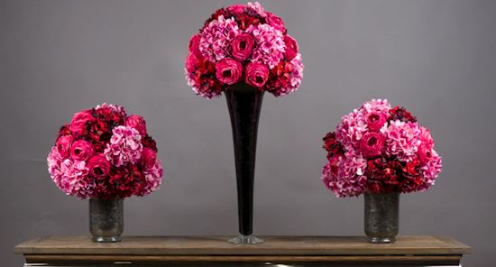 Artificial Flowers for Events