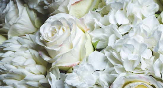 White artificial flowers with free uk delivery white artificial flowers mightylinksfo