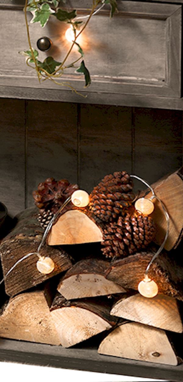 6 Ways To Decorate With String Lights