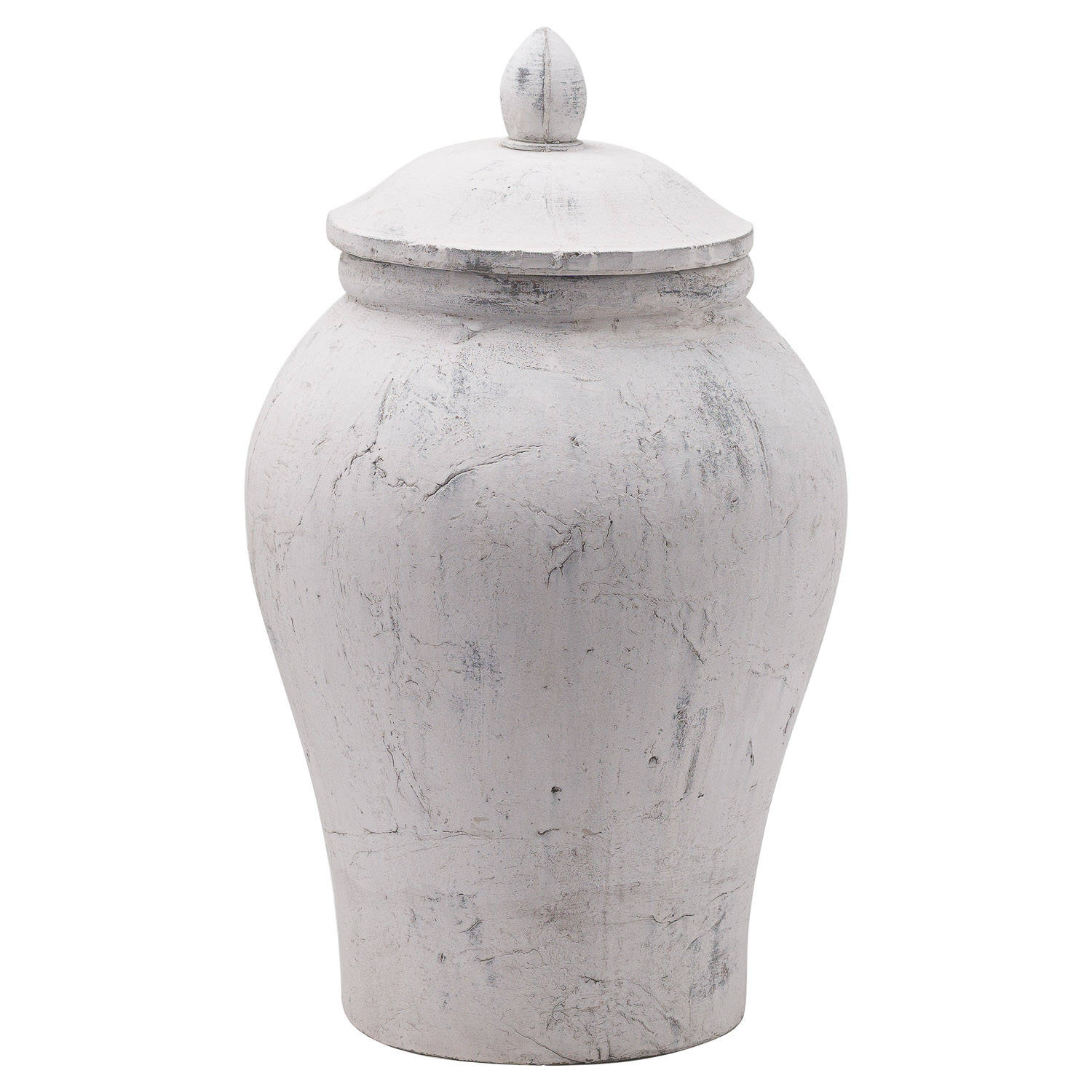 Bloomville Large Stone Ginger Jar From Baytree Interiors
