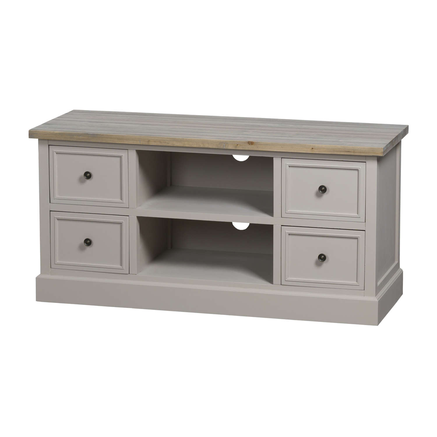 The Studley Collection 4 Draw TV Media Unit