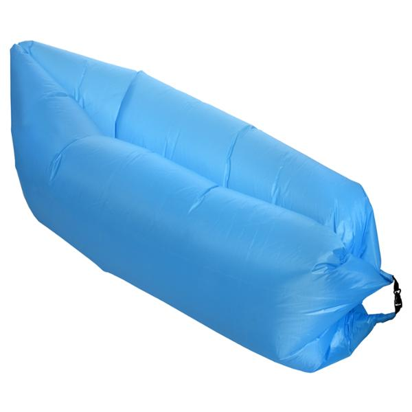 Blue Inflatable Lounger