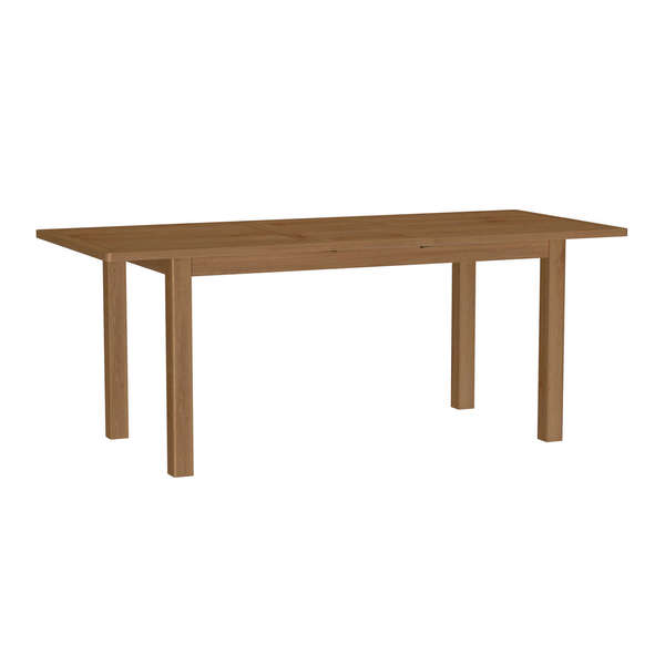 Brook Cottage Collection 1.6M Extending Dining Table