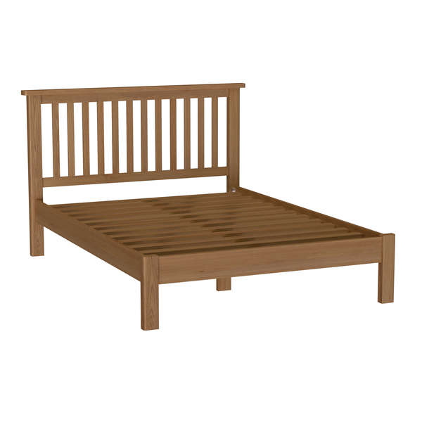Brook Cottage Collection King-size Bed Frame