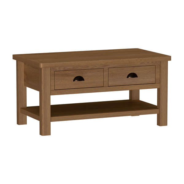 Brook Cottage Collection Large Coffee Table