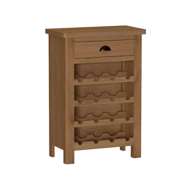 Brook Cottage Collection Wine Cabinet