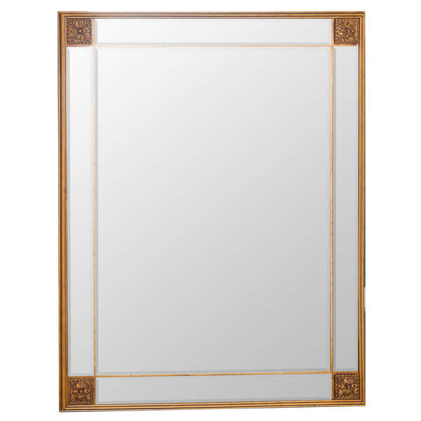 Caselotti Mirror Collection Ella Mirror Gold