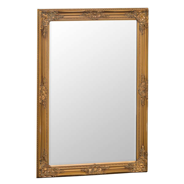 Caselotti Mirror Collection Indali Mirror Gold