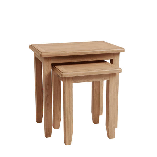 Cropton Collection Nest of 2 Tables