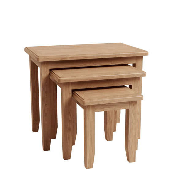 Cropton Collection Nest of 3 Tables