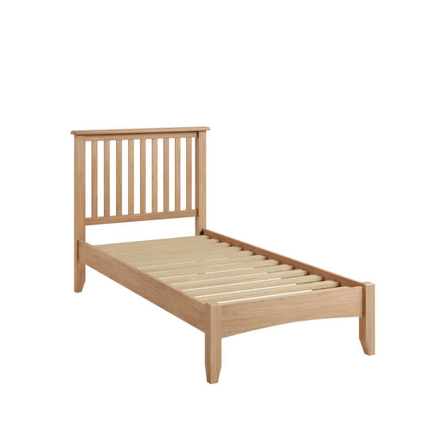 Cropton Collection Single Bed Frame