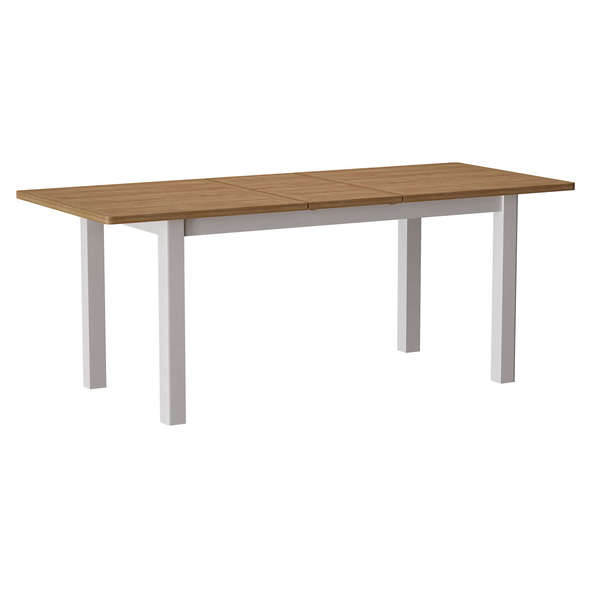 Dales Collection 1.6M Extending Dining Table