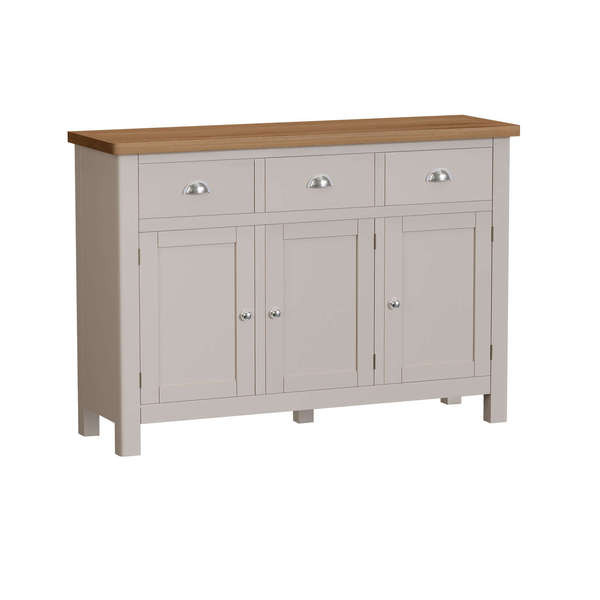 Dales Collection 3 Door Sideboard