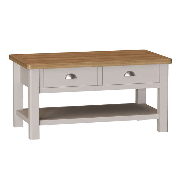 Dales Collection Large Coffee Table