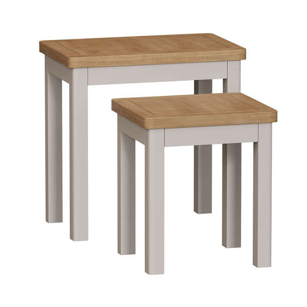 Dales Collection Nest Of 2 Tables