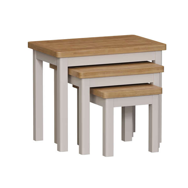 Dales Collection Nest Of 3 Tables