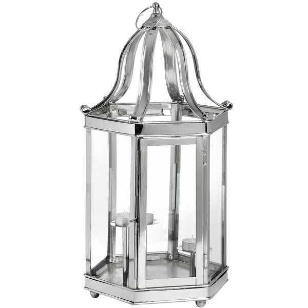 Decorative Lantern With 3 Candle Stands