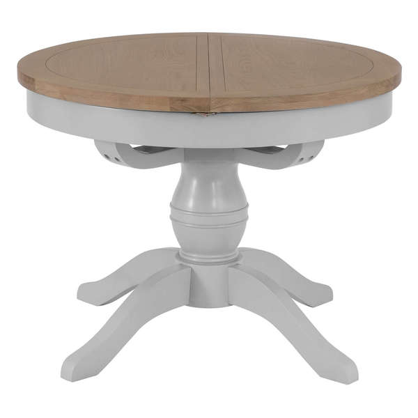 Easby Collection Grey 1.1M Round Table Grey