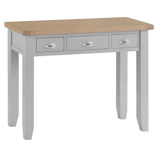 Easby Collection Grey Dressing Table