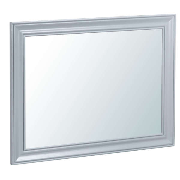 Easby Collection Grey Large Wall Mirror