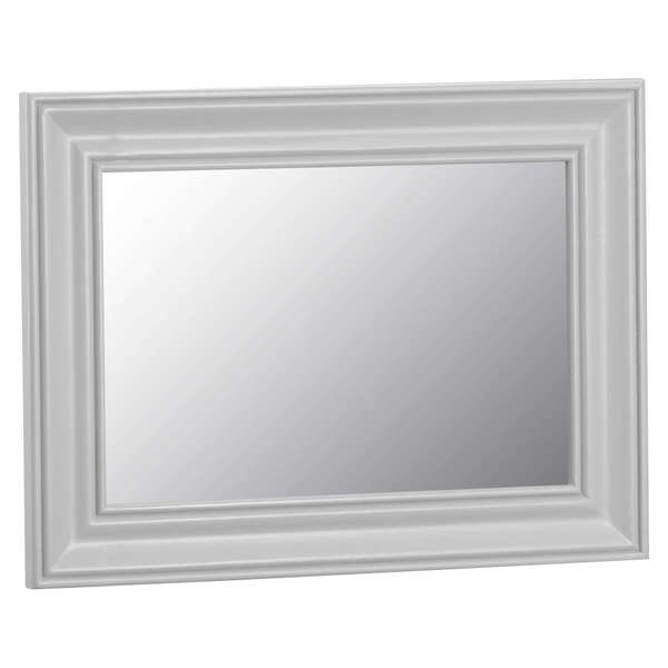 Easby Collection Grey Small Wall Mirror 60 x 80 cm