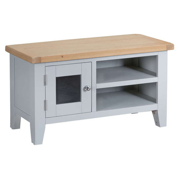 Easby Collection Grey Standard TV Unit