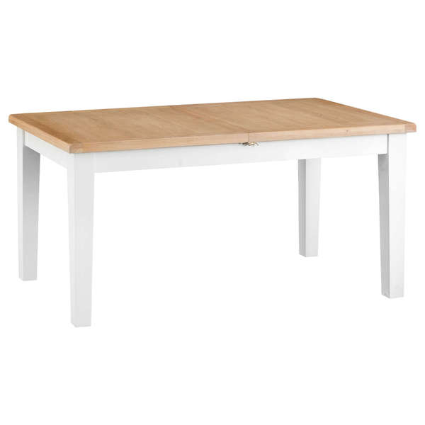 Easby Collection White 1.6M Butterfly Table