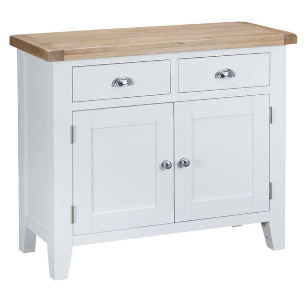 Easby Collection White Sideboard
