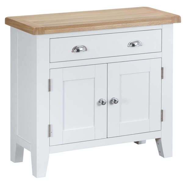 Easby Collection White Small Sideboard