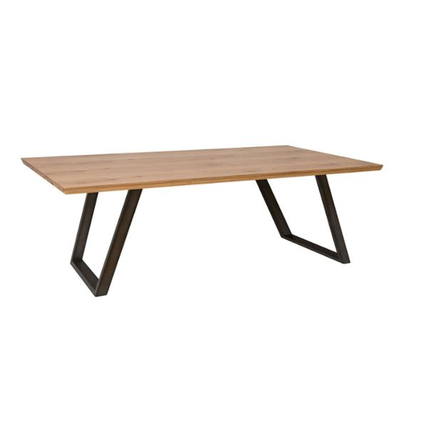Ekland Collection 2.2m fixed top table
