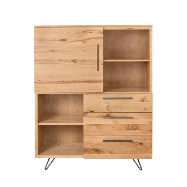 Ekland Collection Large bookcase