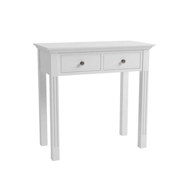 Essentia Collection White Dressing Table