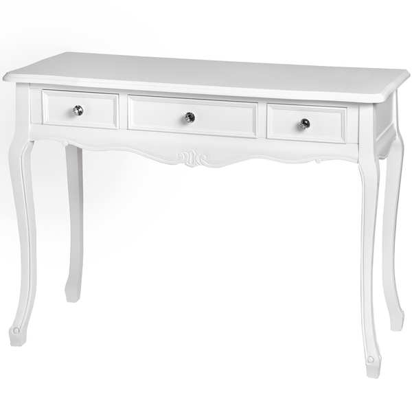 Florence Three Drawer Dressing Table