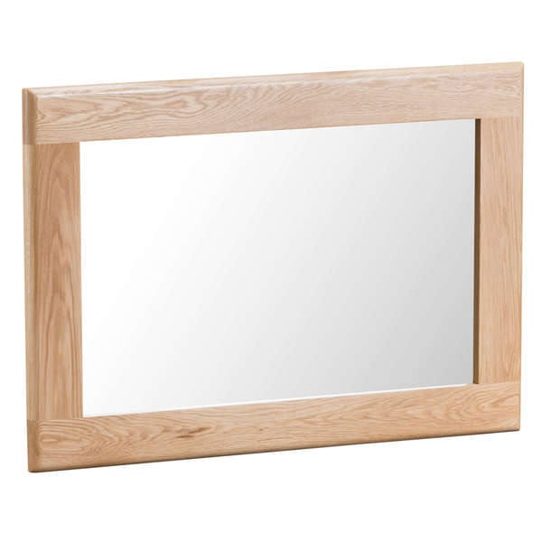 Harlow Collection Small Wall Mirror 60 x 80 cm