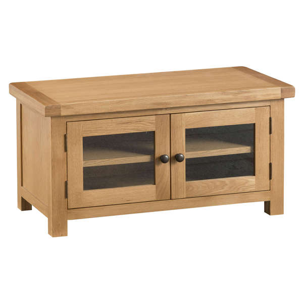 Howgrave Collection Standard TV Unit (With Glass Doors)