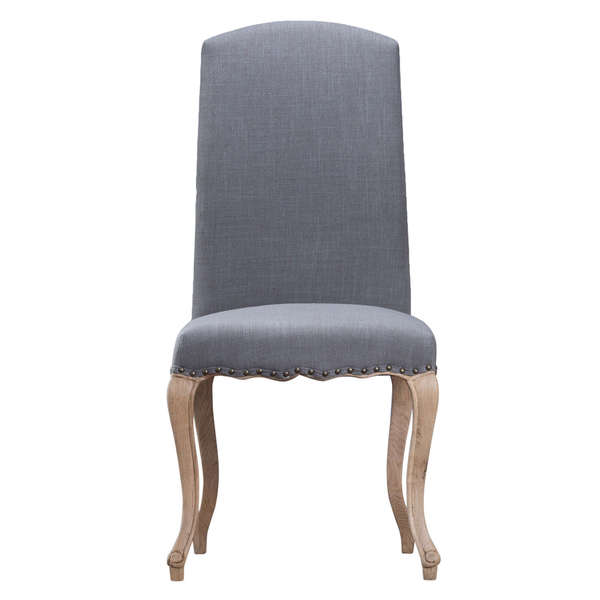 Jervaulx Chair Collection Luxury Chair Grey
