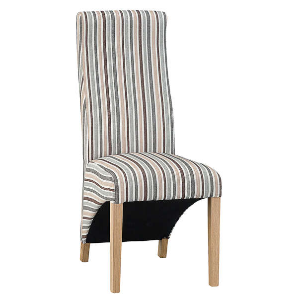 Jervaulx Chair Collection Wave Back Chair
