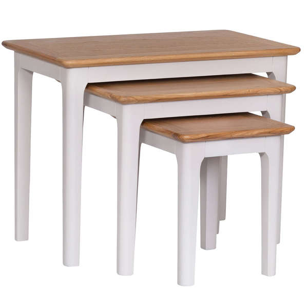 Kirkham Collection Nest of 3 Tables