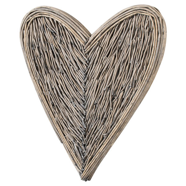 Large Willow Branch Heart