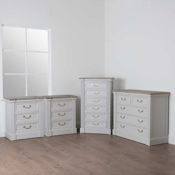 Liberty Collection Bedroom Storage Set