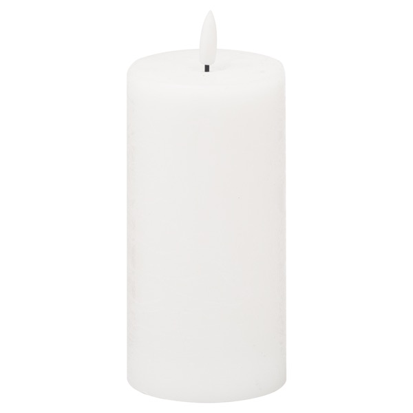 Luxe Collection Natural Glow 3x6 LED White Candle