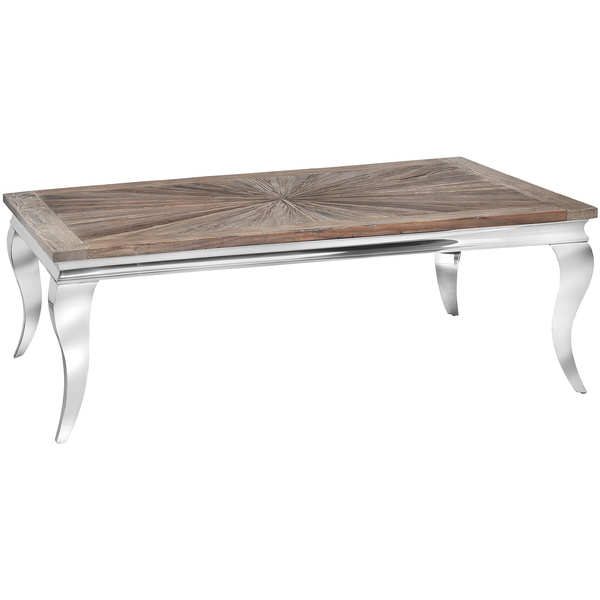 Mayfair Collection Reclaimed Elm Coffee Table