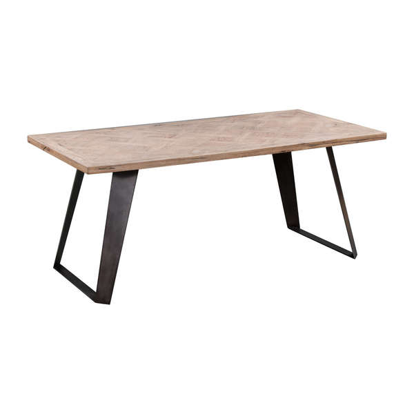 Newton Collection 1.4m Fixed top Table